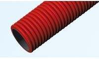 China Polieco HDPE Corrugated pipe - 450N on sale