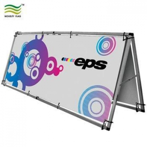 China Double Side A Frame Aluminum Display Banners Advertising on sale