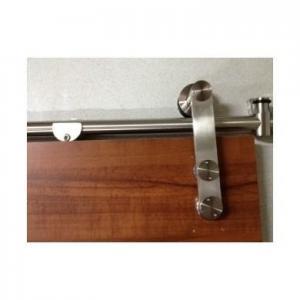 China Geneva Stainless Steel Barn Door Hardware for Wood Doors on sale