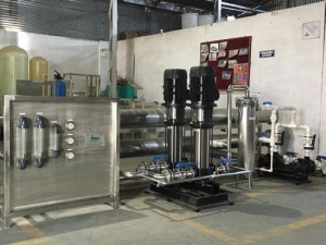 China Industrial RO Plant on sale