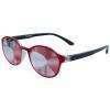 China Men's Glasses P6185 Red Prescription Eyeglasses for sale