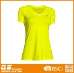 garments product CAUSTIC (Women's sports running T-shirt)