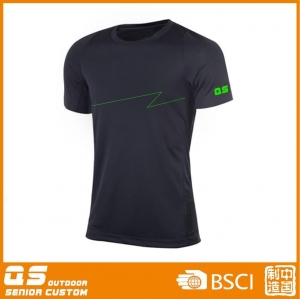 China garments product CARNAGE (Men's sports running T-shirt) on sale