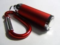 China Mini Led metal flashlight for keychain, camping, climbing, emergency 's Profile supplier