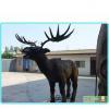China Animatronic animal Realistic goat for sale