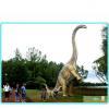 China Robotic dinosaur long neck dinosaur for sale