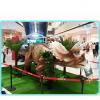 China Animatronic dinosaur Dinosaur Park Life-Size Remote Control Dino Triceratops for sale