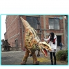 China Dinosaur suit hidden legs Adult Walking Dinosaur Costume for funny for sale