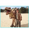 China Dinosaur costume Realistic model dinosaur costume from Netherlands for sale