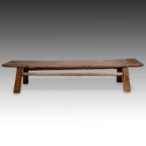 China Seating Rustic Bench on sale