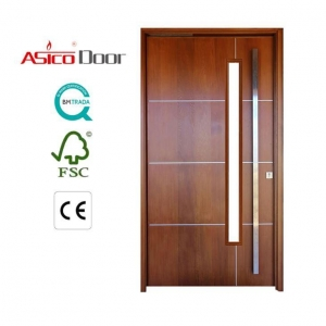 China Wooden Fire Door Fire Rated 90 Minutes on sale