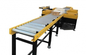 China Motorized Roller Conveyor Line on sale