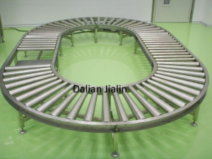 China 90 Degree Roller Conveyor on sale