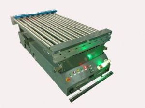 China Roller Conveying Automatic Guided Vehicle on sale