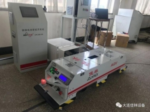 China Automatic Guided Vehicles for Lightweight Transportation supplier