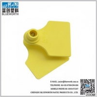 China blueworth pig ear tags for live animal husbandry and poultry in favorable price on sale