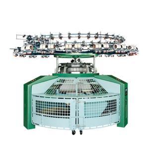 China New Fashioned Single Circular Jersey Jacquard Knitting Machine Manufacture on sale