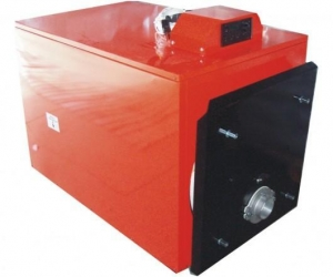 China Waste oil heaters boilers burnes on sale