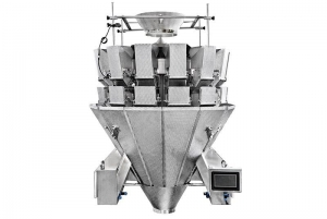 China Multi Head Weigher for Vegetable Salad / Fresh Fruits on sale