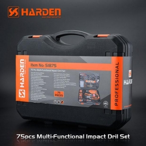 China Hand Tool 75Pcs Multi-Functional Professional Impact Drill S on sale