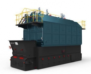 China SZL Coal-Fired Hot Water Boiler on sale