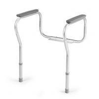 China Handicap Toilet Safety Frame Support Grab Bar Alumminum on sale
