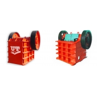 China Shredder Jaw Crusher on sale