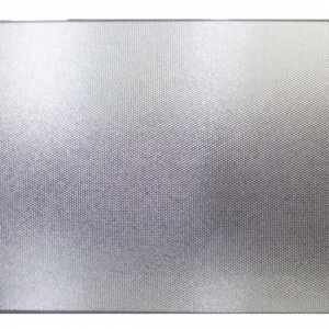 China Ultra Clear Patterned Glass supplier