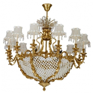 China Crystal Light Fixtures Chandeliers on sale