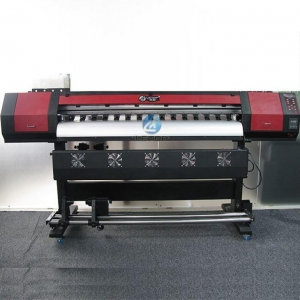 China Eco Solvent Flex Printing Machine on sale