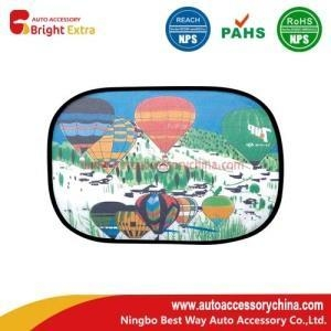 China Cartoon Auto Side Window Sun Shade on sale
