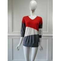 China Women's knitted sweater knitwear pullover china on sale