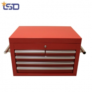 China Metal 2 High Grade Handles 0.8MM Thickness Stainless Steel Tool Cabinet on sale