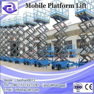 China Hydraulic Articulated Mobile Elevating Work Platform on sale