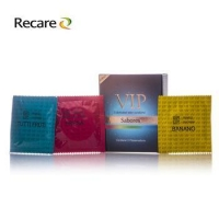 China high quality male custom flavored new style condom on sale