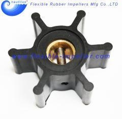 China Water Pump Flexible Rubber Impellers for ZEISE(Germany) Marine Diesel Engine Kubota Twin on sale