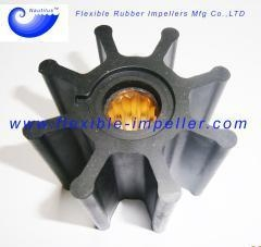 China Water Pump Flexible Rubber Impellers for Mercedes Diesel Engine OM on sale