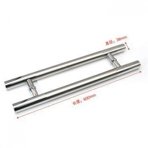 China Double Exterior Door Pull Handle on sale