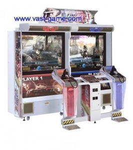 China SGM-0016 Time Crisis 4 arcade machine Shooting game machine on sale