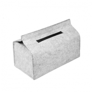 China Concise Felt Tissue Box on sale