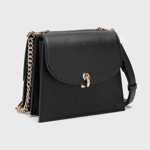 China MS006 ladies stylish crossbody bags PU leather casual handbags for women on sale