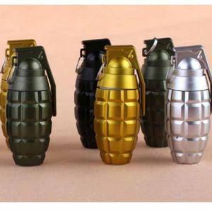 China Promotional Hand grenades shape pen cross fire plastic ballp on sale