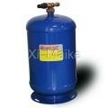 China 14L liquid tank for oil receiving using for condensing unit on sale
