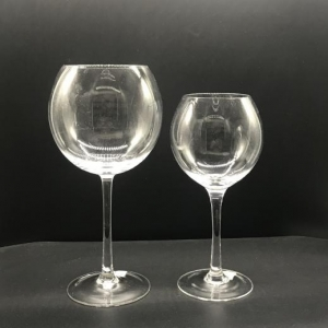 China 24OZ /12OZ Balloon Goblet Wine Glasses; WIne Goblet on sale