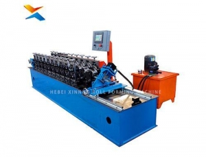 China KXD CU light keel roll forming machine on sale