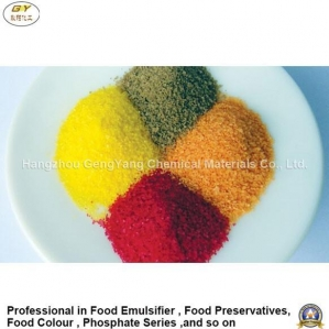 China Food colour series natural pigment on sale