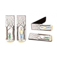 China Magnetic BookMark on sale