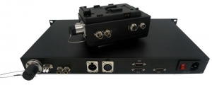 China EFP to Fiber Converter with LEMO EDW one Camera Optic Adaptor and one Optic Base Station on sale