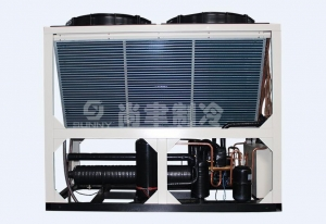 China Air-cooled modular chiller(Heat recovery) on sale