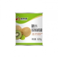 China Canned Kiwi Fruit in Syrup on sale